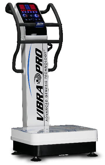 a Kinetic vibration machine