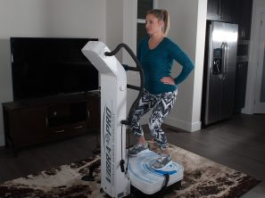 History of Whole Body Vibration Exercise Machines