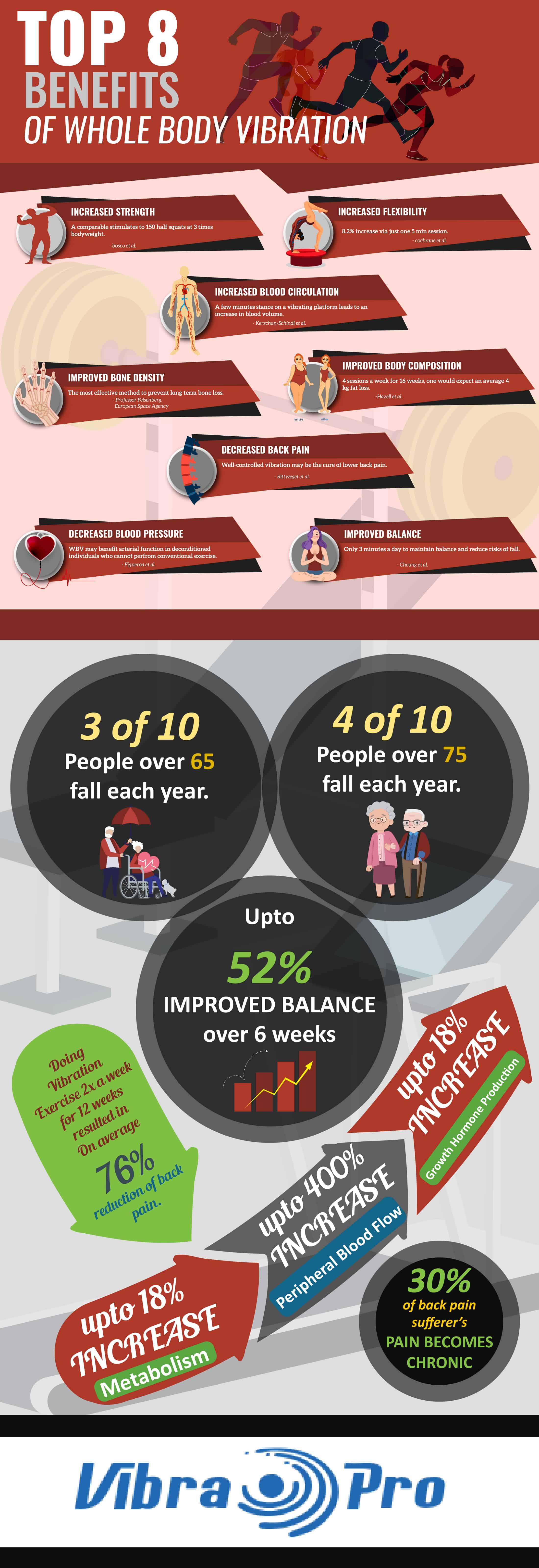 Vibrapro Infographic